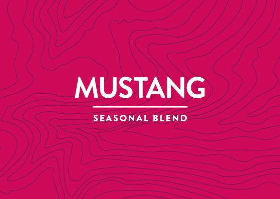 Mustang Dark Caffeinated Blend