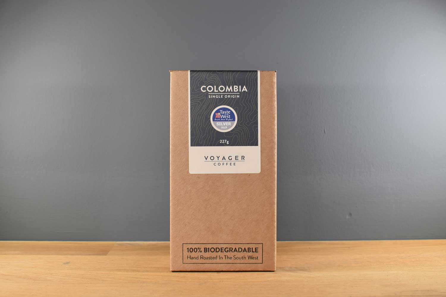 Voyager Coffee Colombia Narino Retail