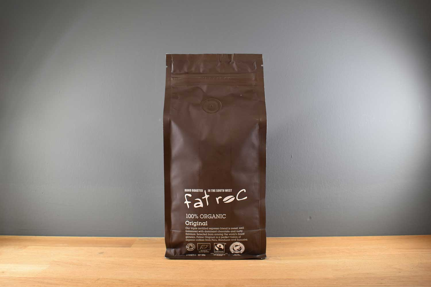 Voyager Coffee Fat Roc Retail