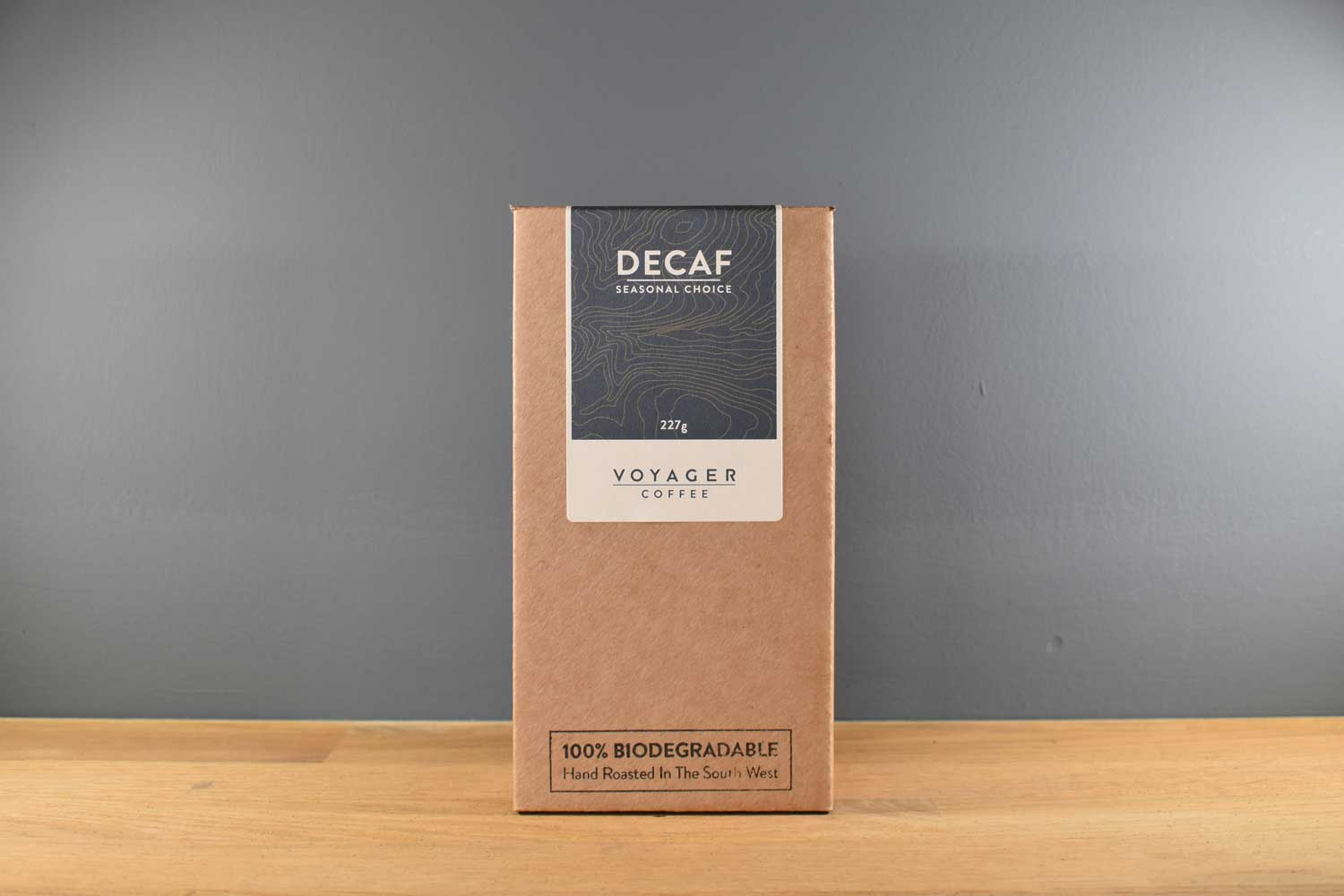 Voyager Coffee Decaf Retail