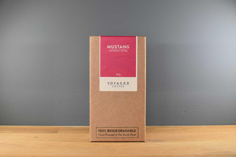 Voyager Coffee Mustang Retail