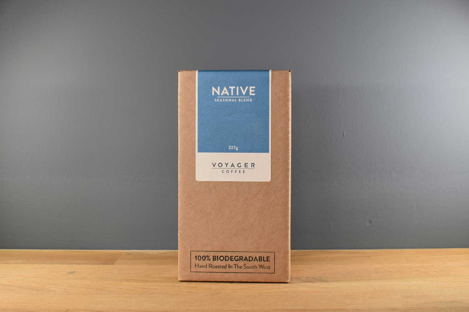 Voyager Coffee Native Retail
