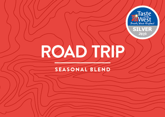 Road Trip Berry Travel Blend
