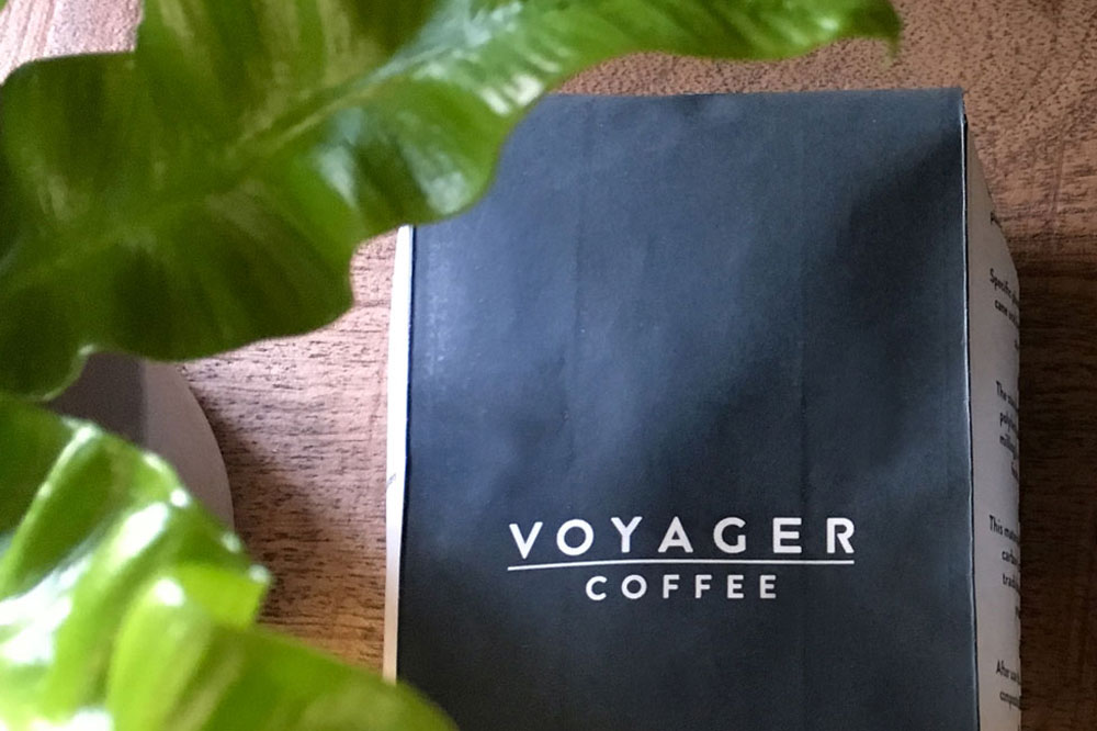 Voyager Coffee Compostable Bags