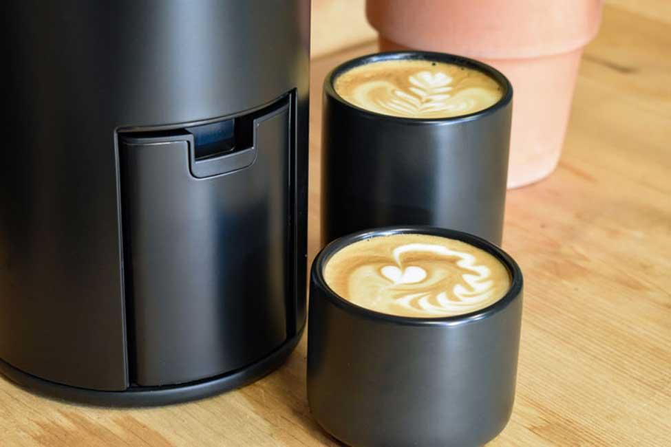 Wilfa Uniform+ Grinder Espresso Brewing