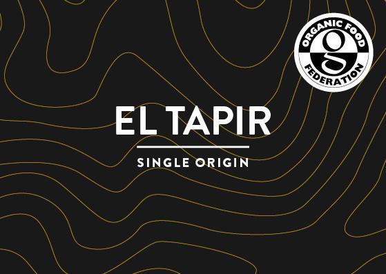 El Tapir Recipe Voyager Red Honey Coffee Peru